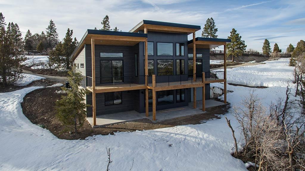 Elk Ridge Estates Modern Custom Home